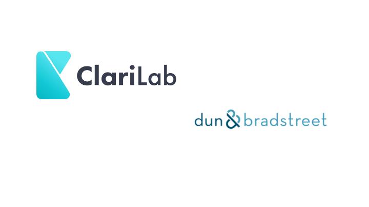 clarilab dun&bradstreet liefern internationale Daten für KYC-Prozess